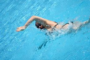 Zasady pływania zdrowotnego